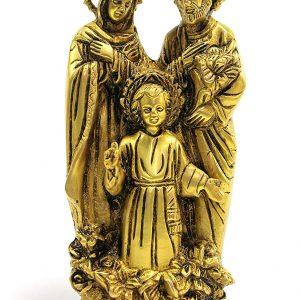 Brass Jesus family