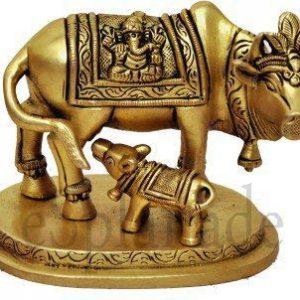 Brass Kamdhenu