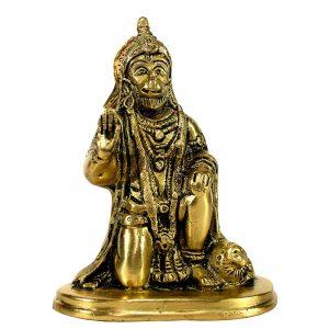Brass Hanuman Ji