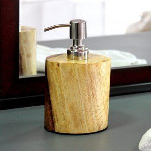 Wooden Soap Dispenser
