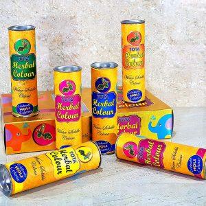 Herbal Holi Colour