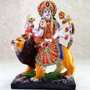 Resin Durga